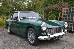 Picture of A 1969 MG Midget - 11/11/2020 SOLD by Auction