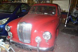 Picture of Lot 65 - A 1958 MG Magnette ZB  - 23/09/2020 SOLD by Auction