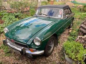 Picture of Lot 67 - A 1974 MGB Roadster - 23/09/2020 SOLD by Auction