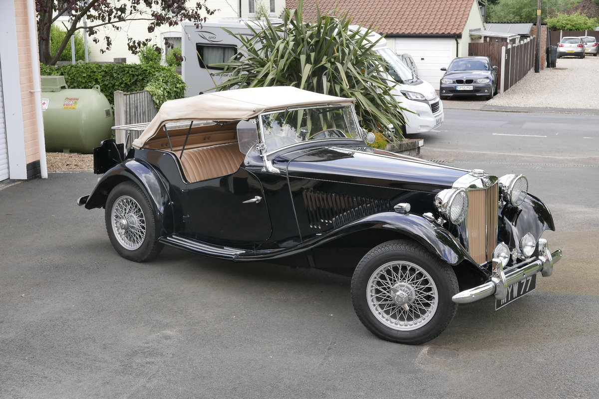 1950 MG TD For Sale (picture 5 of 5)