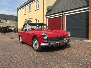 Picture of Lot 78 - A 1967 MG Midget - 23/09/2020 SOLD by Auction