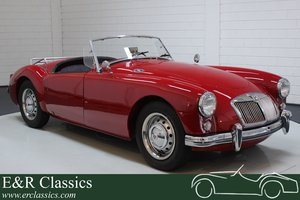 MG MGA 1957 in neat condition For Sale