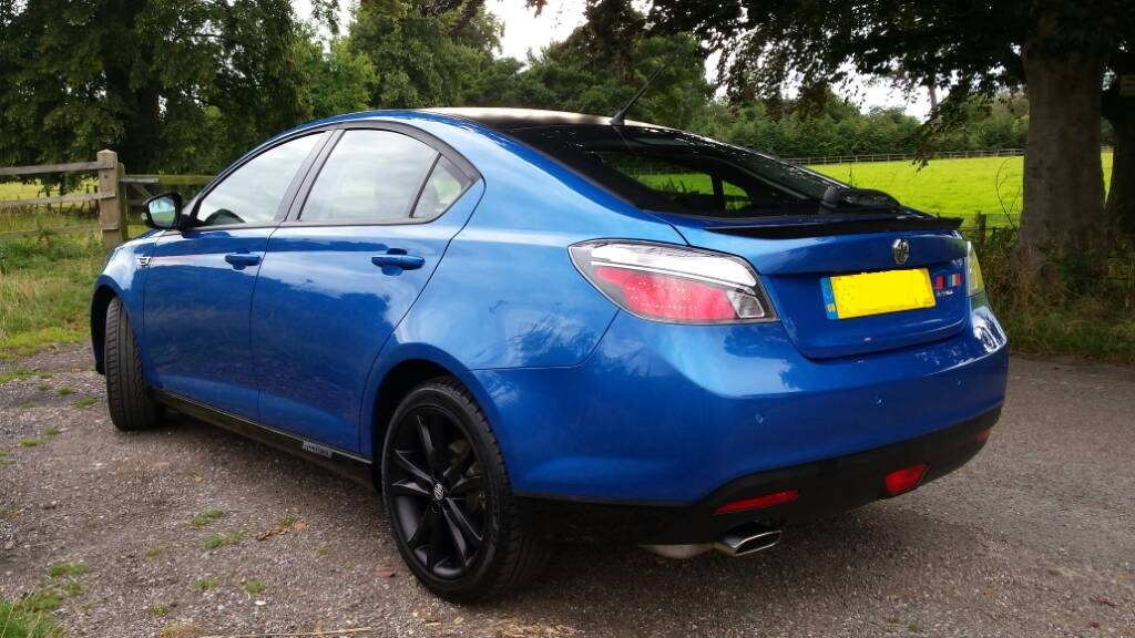 2014 Mg6 btcc edition 1 of only 6 made. Low miles For Sale (picture 2 of 6)