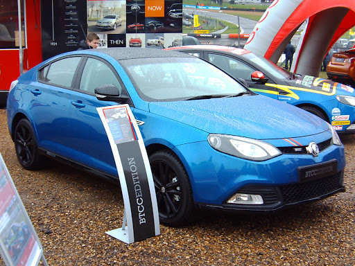 2014 Mg6 btcc edition 1 of only 6 made. Low miles For Sale (picture 6 of 6)