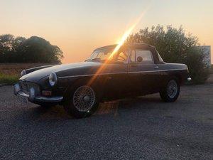 1963 MGB MK1