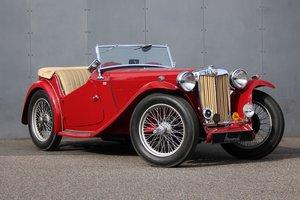 1948 MG TC RHD