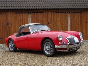 Picture of 1960 MG A 1600 Roadster For Sale by Auction