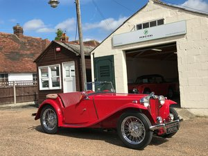 Picture of 1949 MG TC EXU Supercharged For Sale