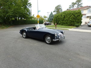 1958 MG A Roadster Good Mechanics -