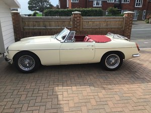 1967 Showroom condition 1 mgb roadster twincam For Sale