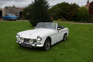 1967 MG MIDGET MARK 3 - FULLY RESTORED, BEAUTIFUL EXAMPLE! For Sale