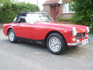 1974 MG MIDGET 1275cc For Sale