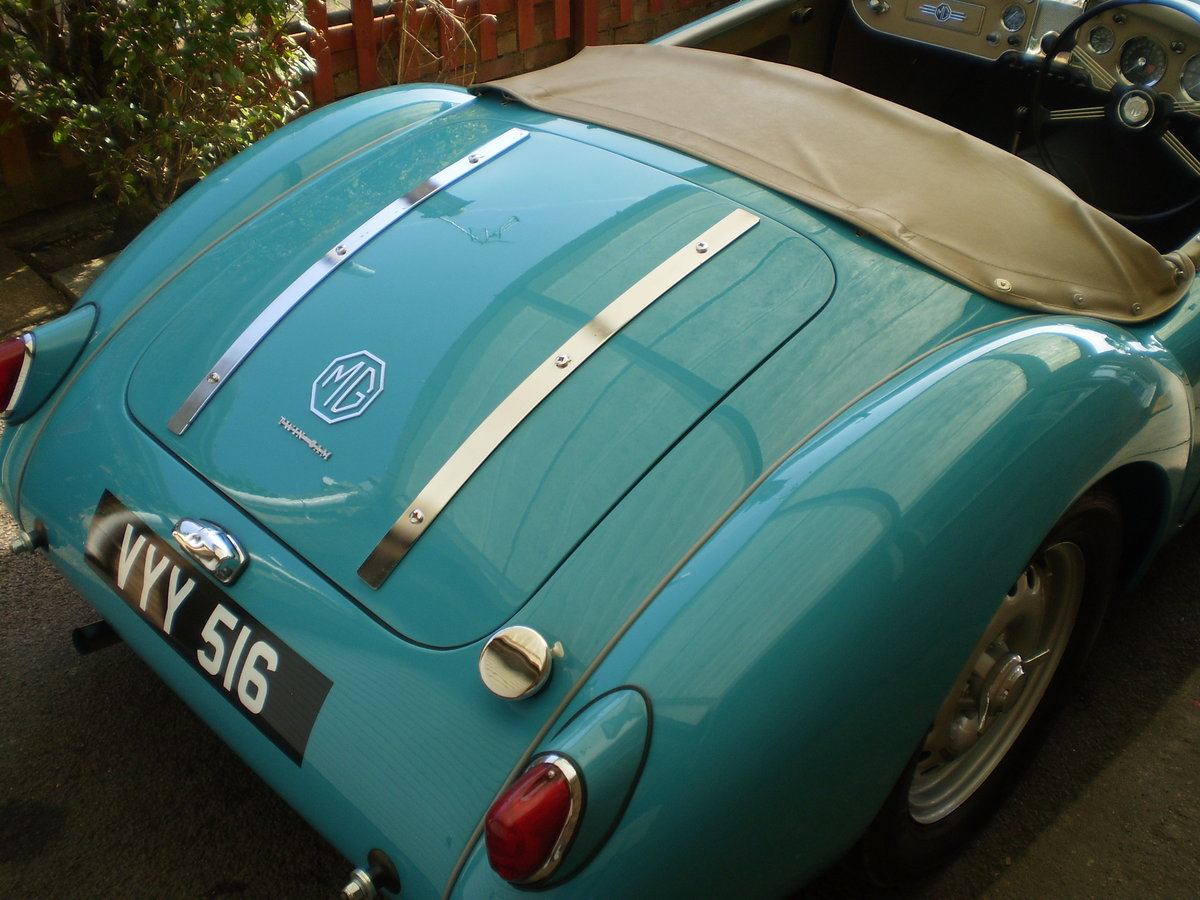 1959 MGA Twin Cam For Sale (picture 4 of 6)
