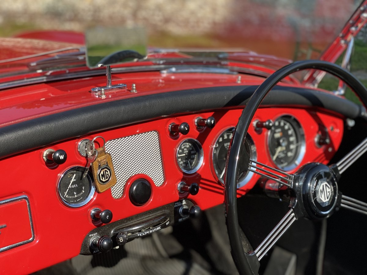 1956 MGA 1500 Roadster For Sale (picture 6 of 24)
