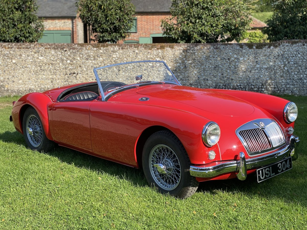 1956 MGA 1500 Roadster For Sale (picture 7 of 24)