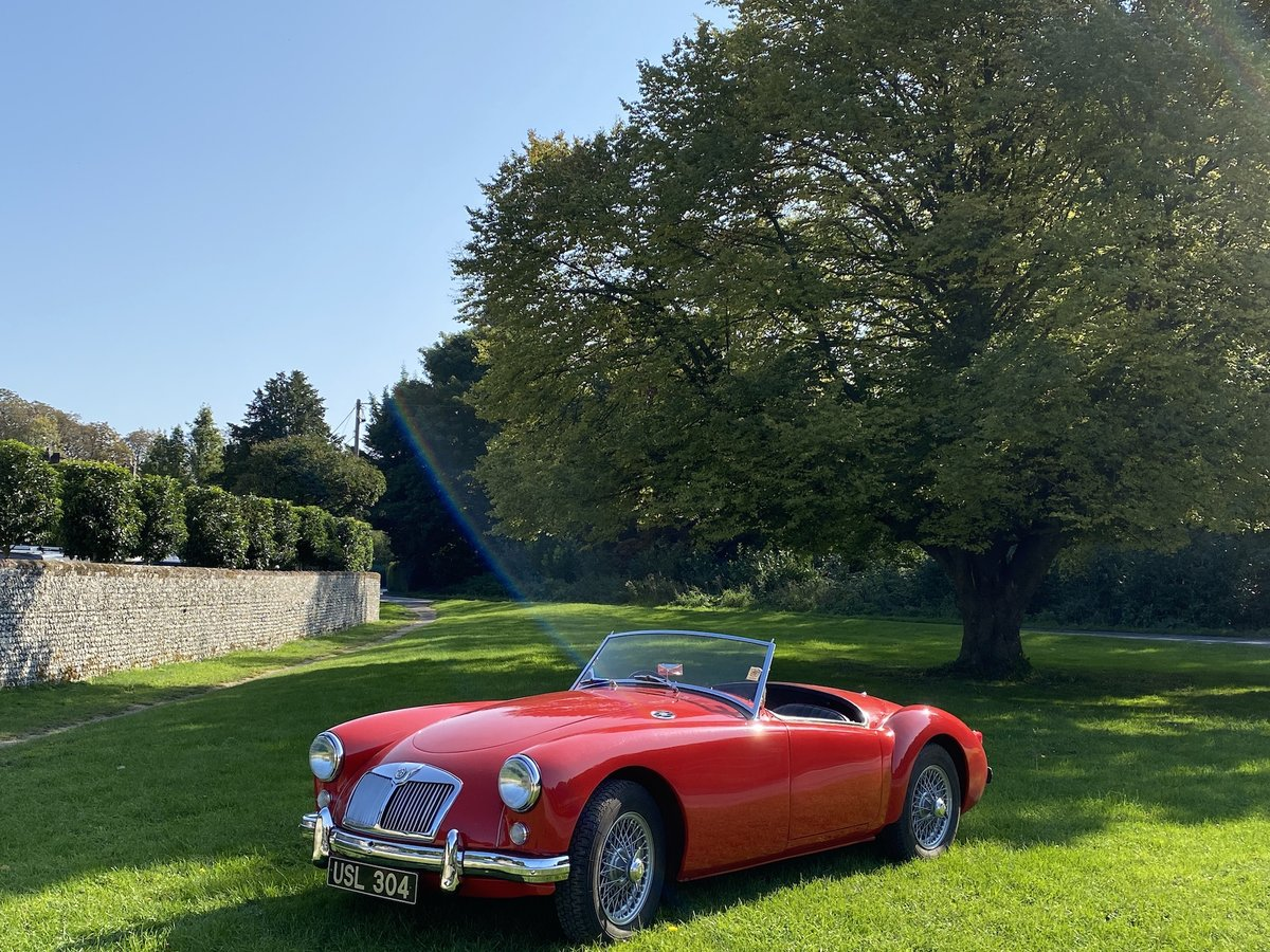 1956 MGA 1500 Roadster For Sale (picture 9 of 24)