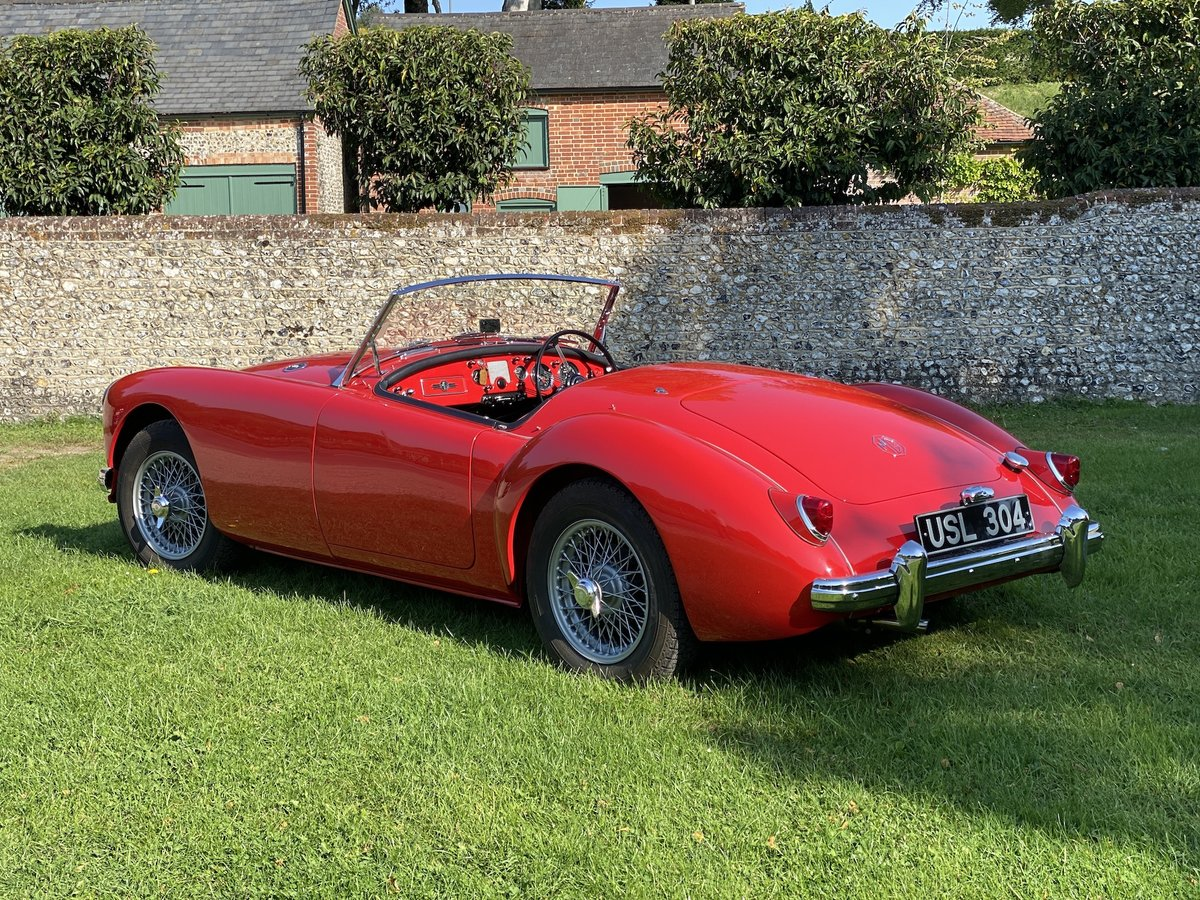 1956 MGA 1500 Roadster For Sale (picture 11 of 24)