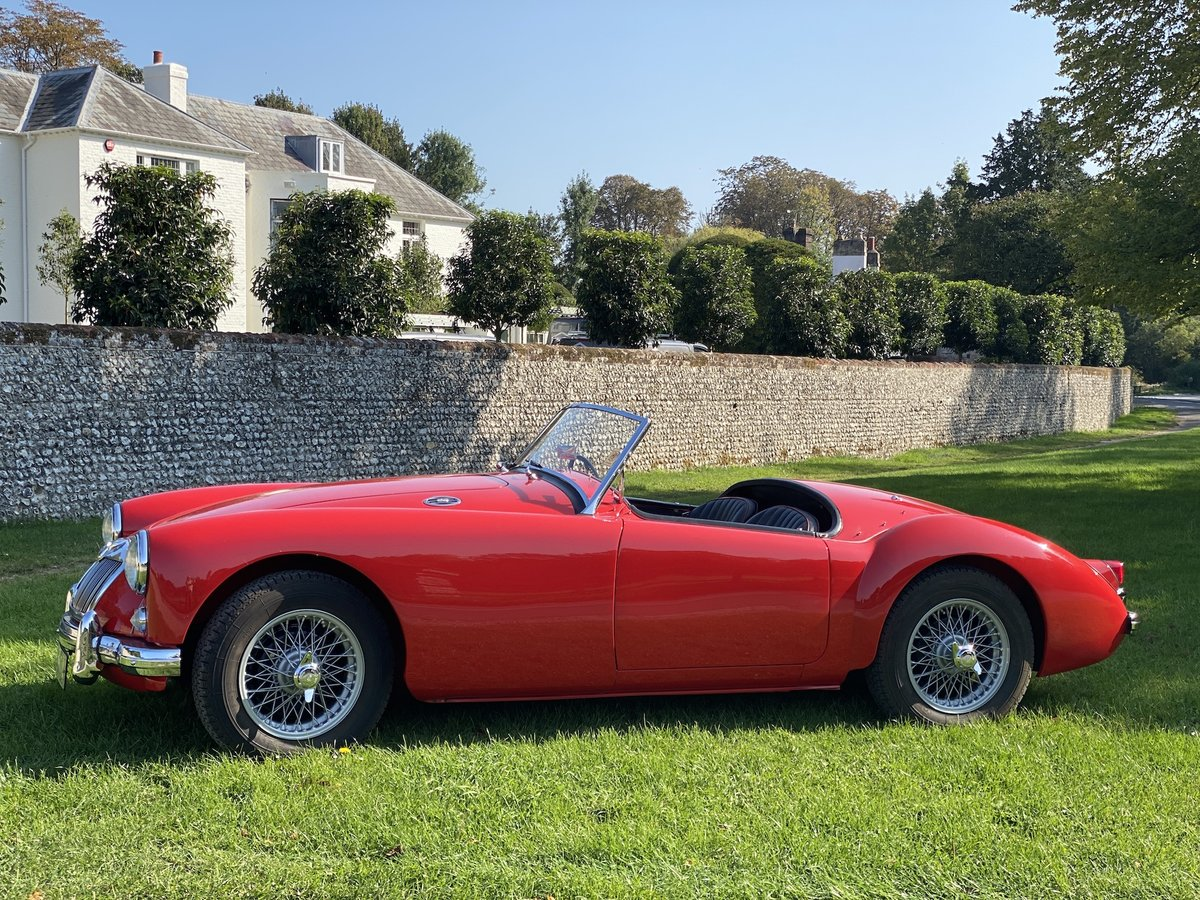 1956 MGA 1500 Roadster For Sale (picture 12 of 24)
