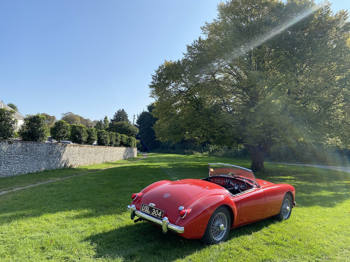 1956 MGA 1500 Roadster For Sale (picture 14 of 24)