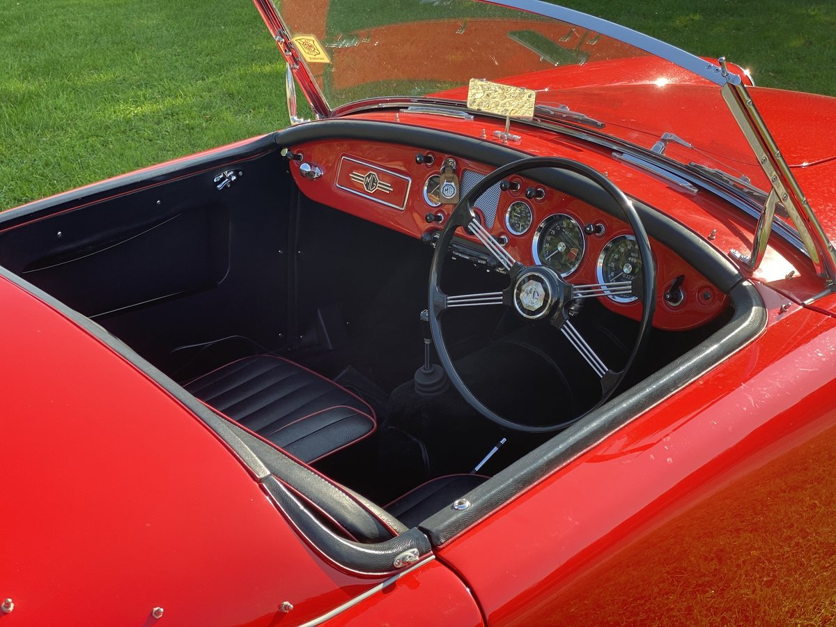 1956 MGA 1500 Roadster For Sale (picture 16 of 24)