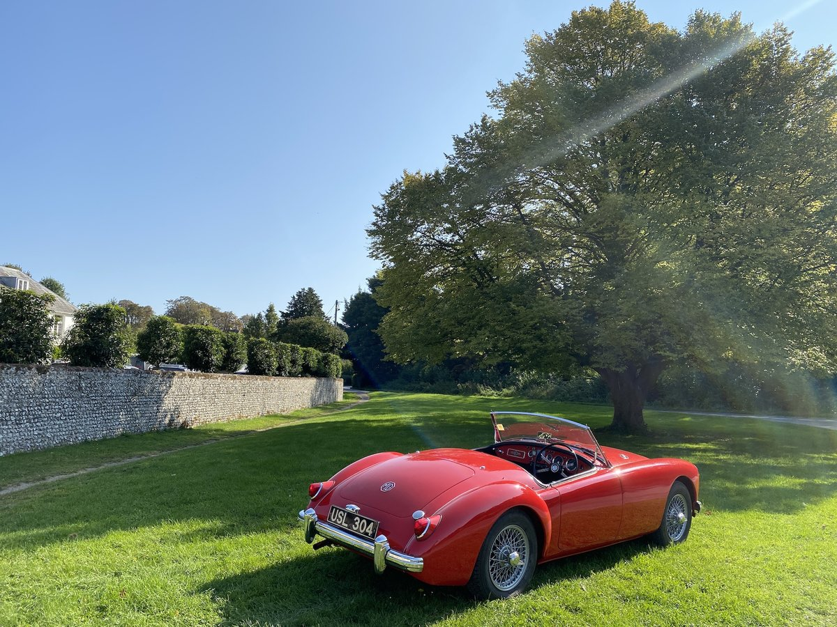1956 MGA 1500 Roadster For Sale (picture 18 of 24)