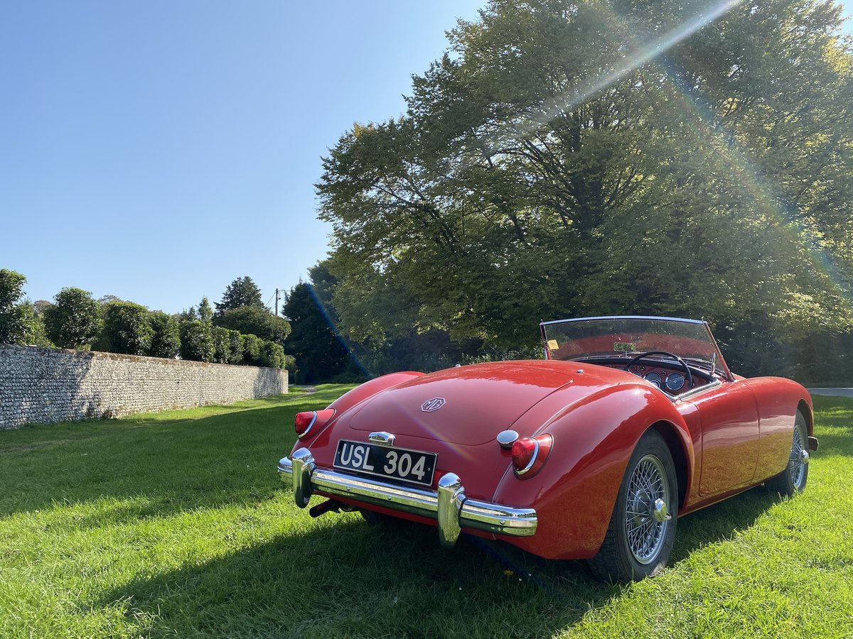 1956 MGA 1500 Roadster For Sale (picture 20 of 24)