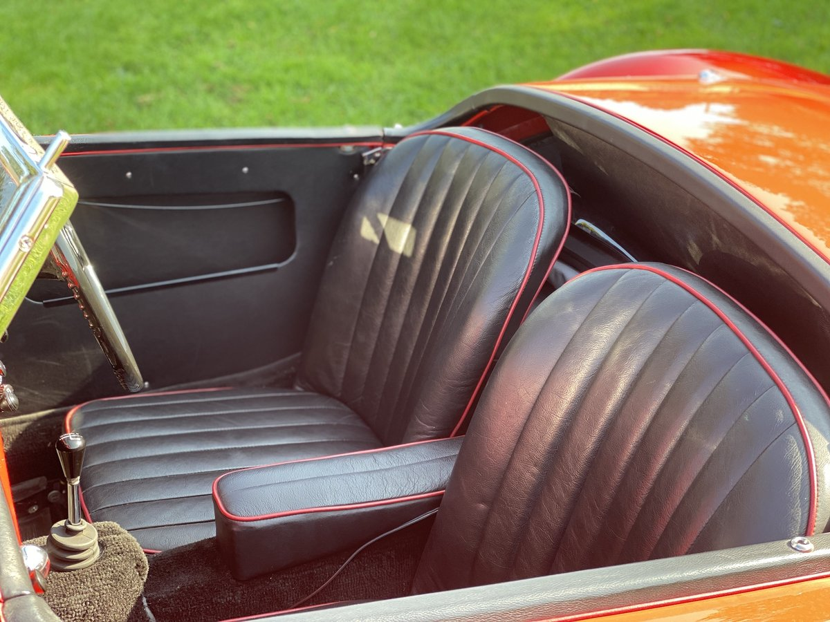 1956 MGA 1500 Roadster For Sale (picture 21 of 24)