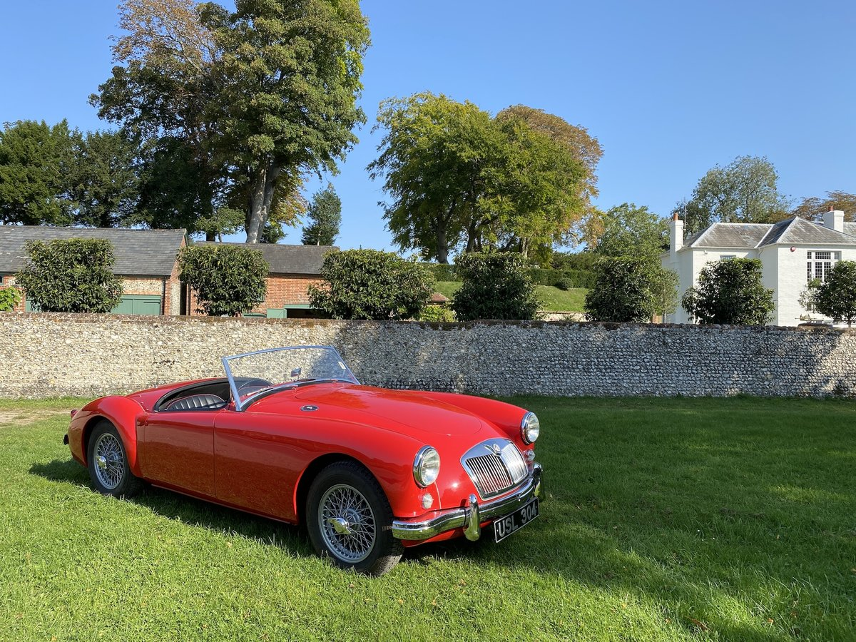 1956 MGA 1500 Roadster For Sale (picture 23 of 24)