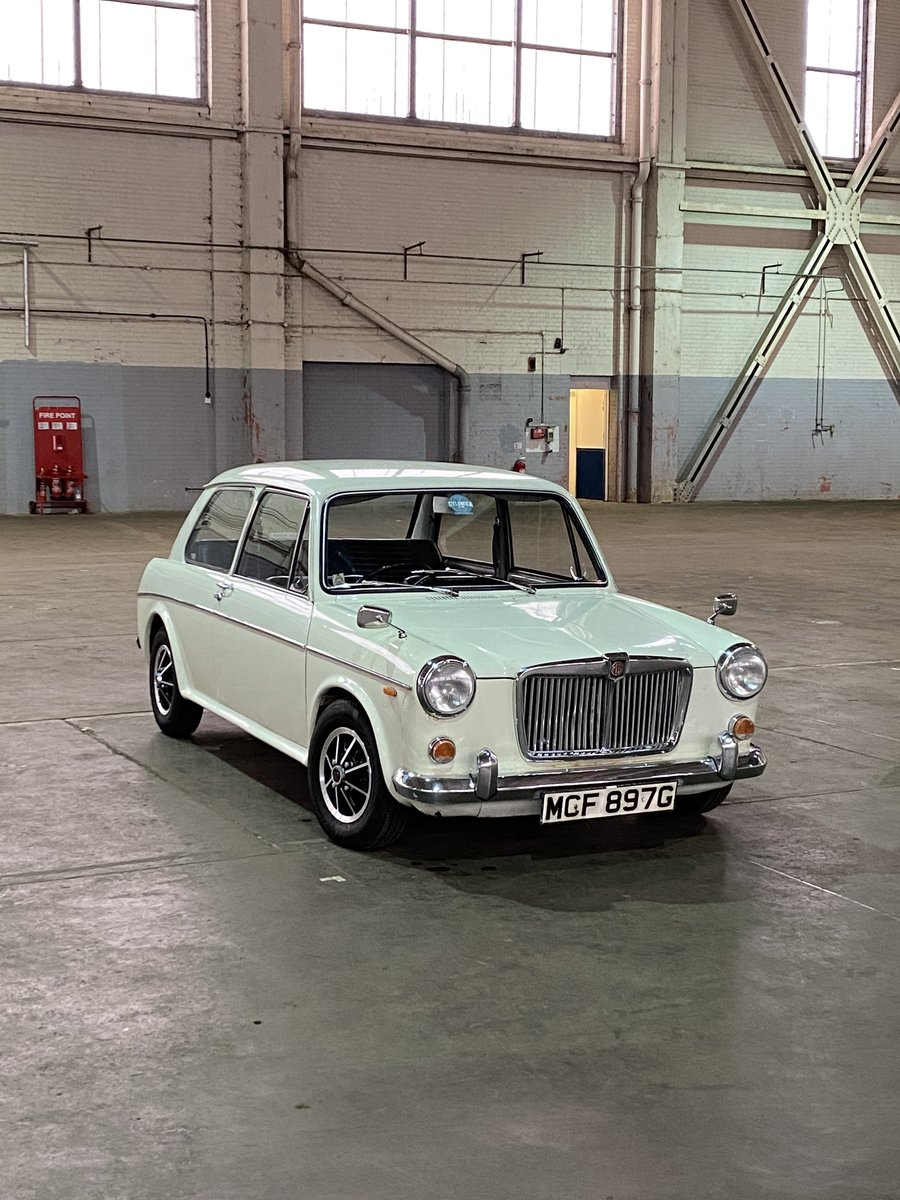 1968 MG1300 For Sale (picture 1 of 6)