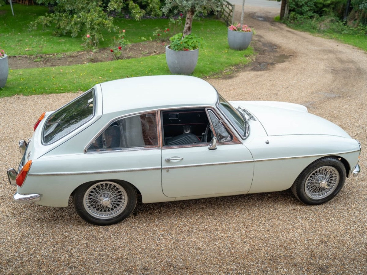 MGB GT 1970 For Sale (picture 1 of 24)