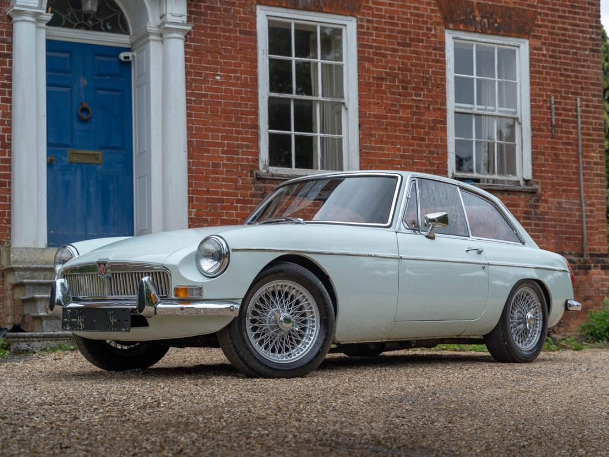 MGB GT 1970 For Sale (picture 5 of 24)