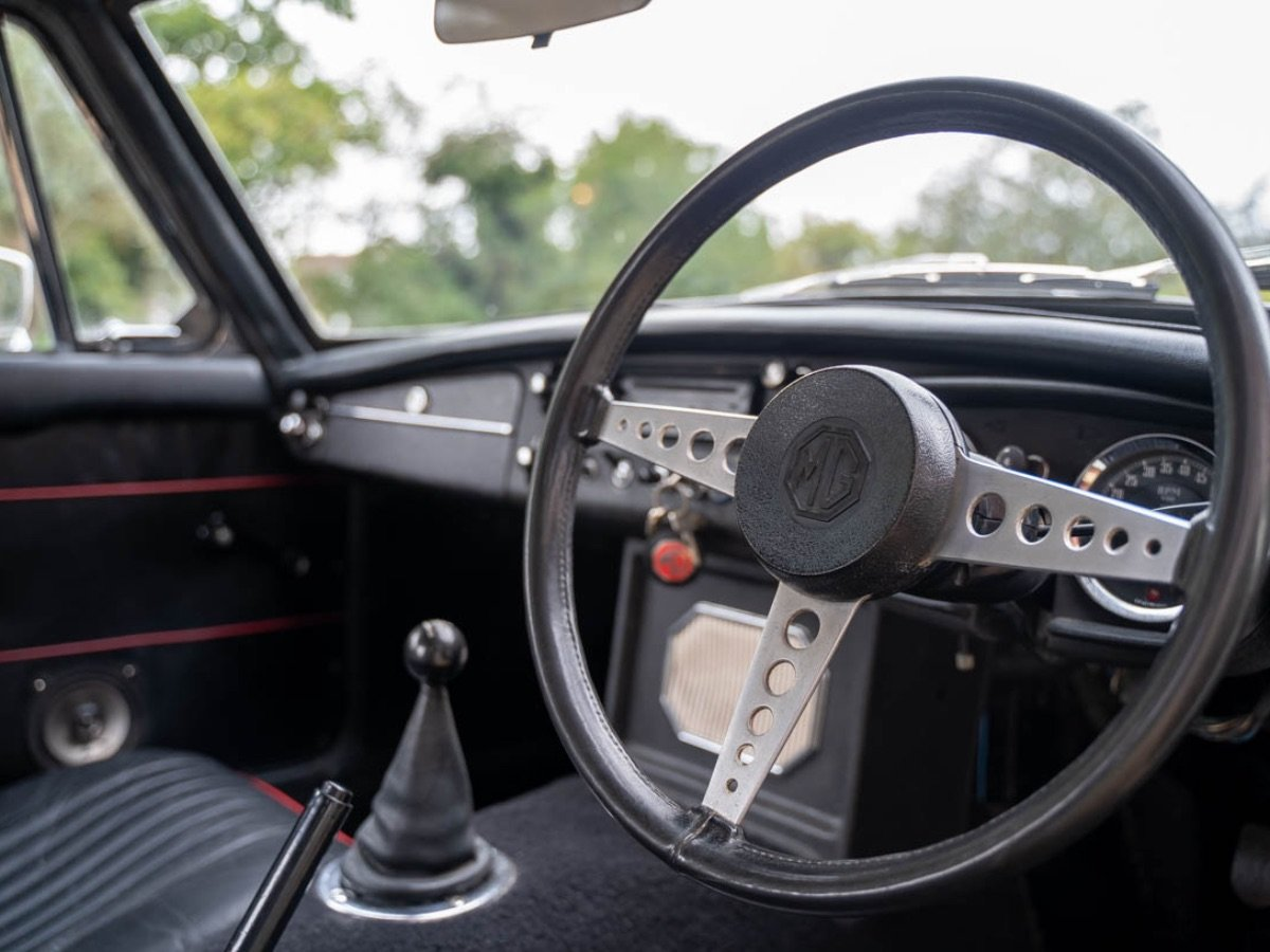 MGB GT 1970 For Sale (picture 8 of 24)