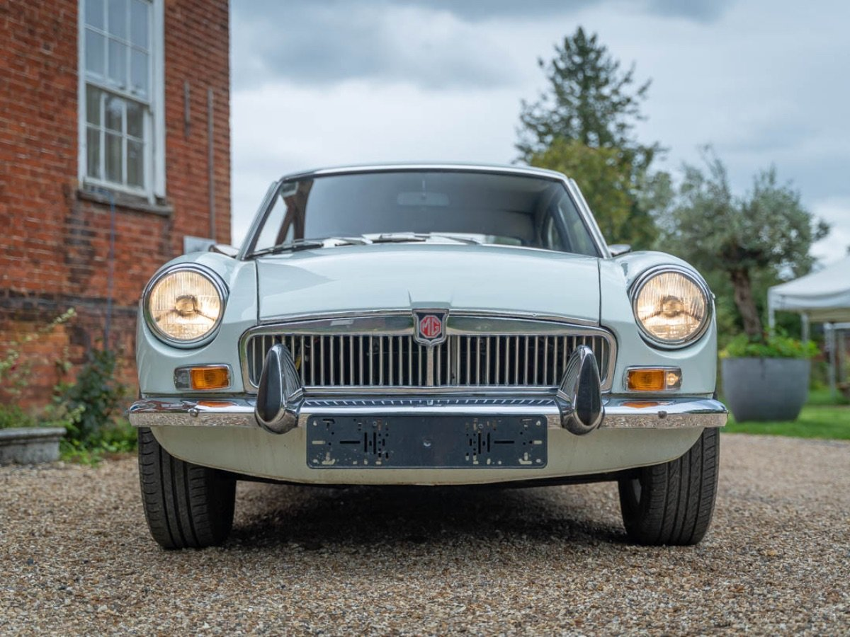 MGB GT 1970 For Sale (picture 12 of 24)