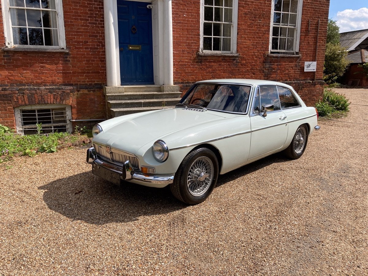 MGB GT 1970 For Sale (picture 13 of 24)