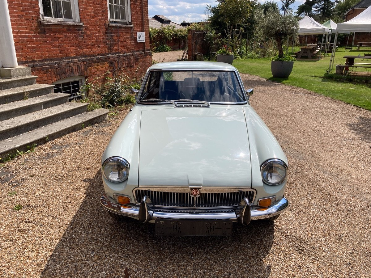 MGB GT 1970 For Sale (picture 14 of 24)