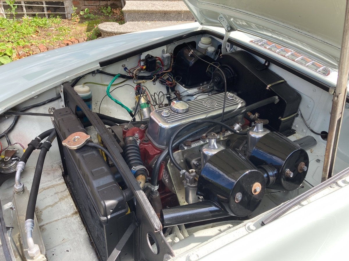 MGB GT 1970 For Sale (picture 15 of 24)