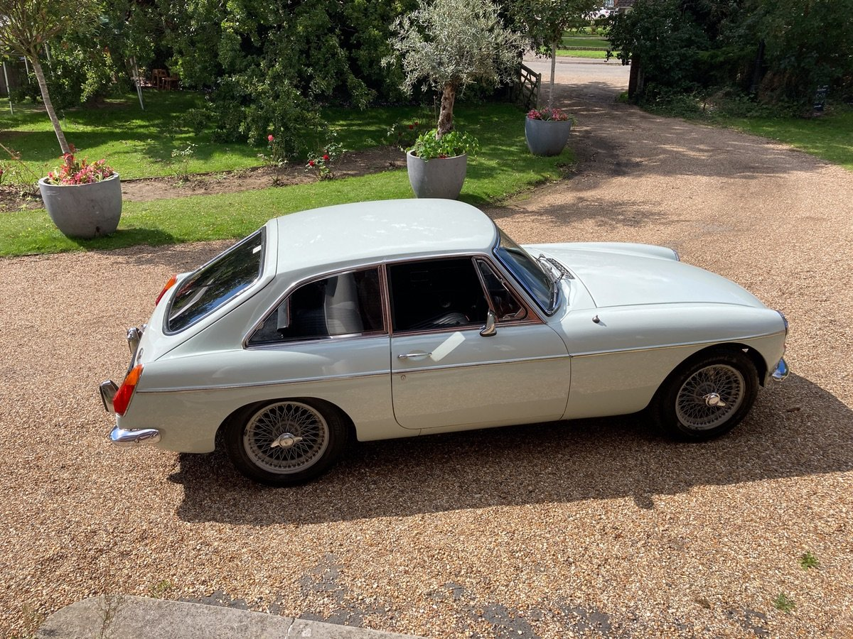 MGB GT 1970 For Sale (picture 18 of 24)