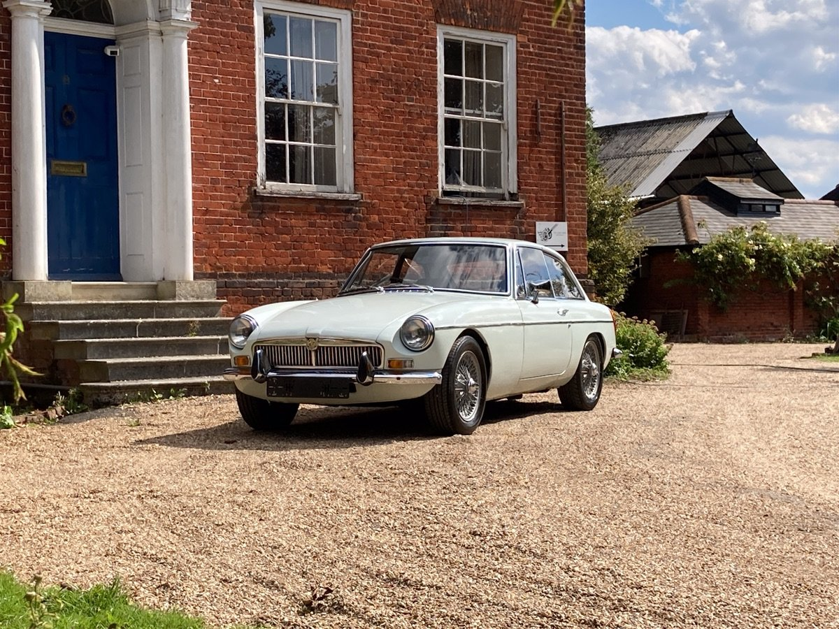MGB GT 1970 For Sale (picture 23 of 24)
