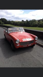 1975 For sale due to bereavement MG midget For Sale
