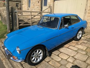 1979 MG BGT in excellent condition