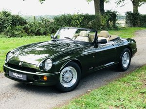 MG RV8 Roadster 1994