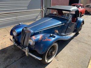 1955 #23499  MG TF 1500