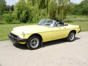 1977 (R) MGB Roadster  For Sale