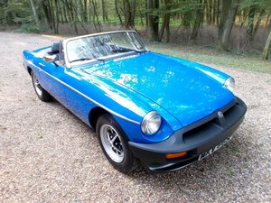 MGB Roadster Restored 1976  For Sale