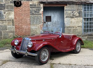 Picture of 1954 MG TF 1500