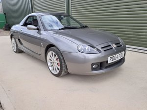 2004 MG TF 135 Sprint SE very low mileage, hardtop For Sale