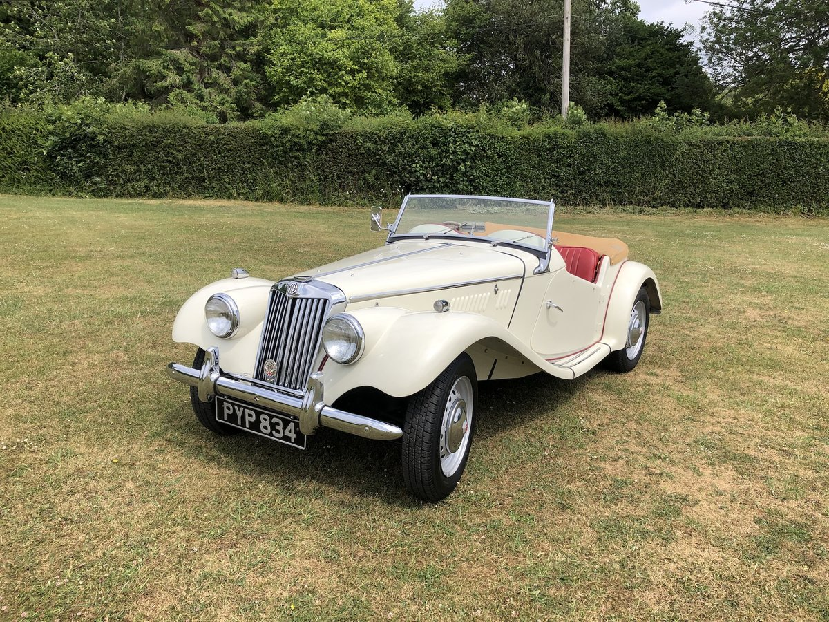 1955 MG TF For Sale (picture 2 of 22)