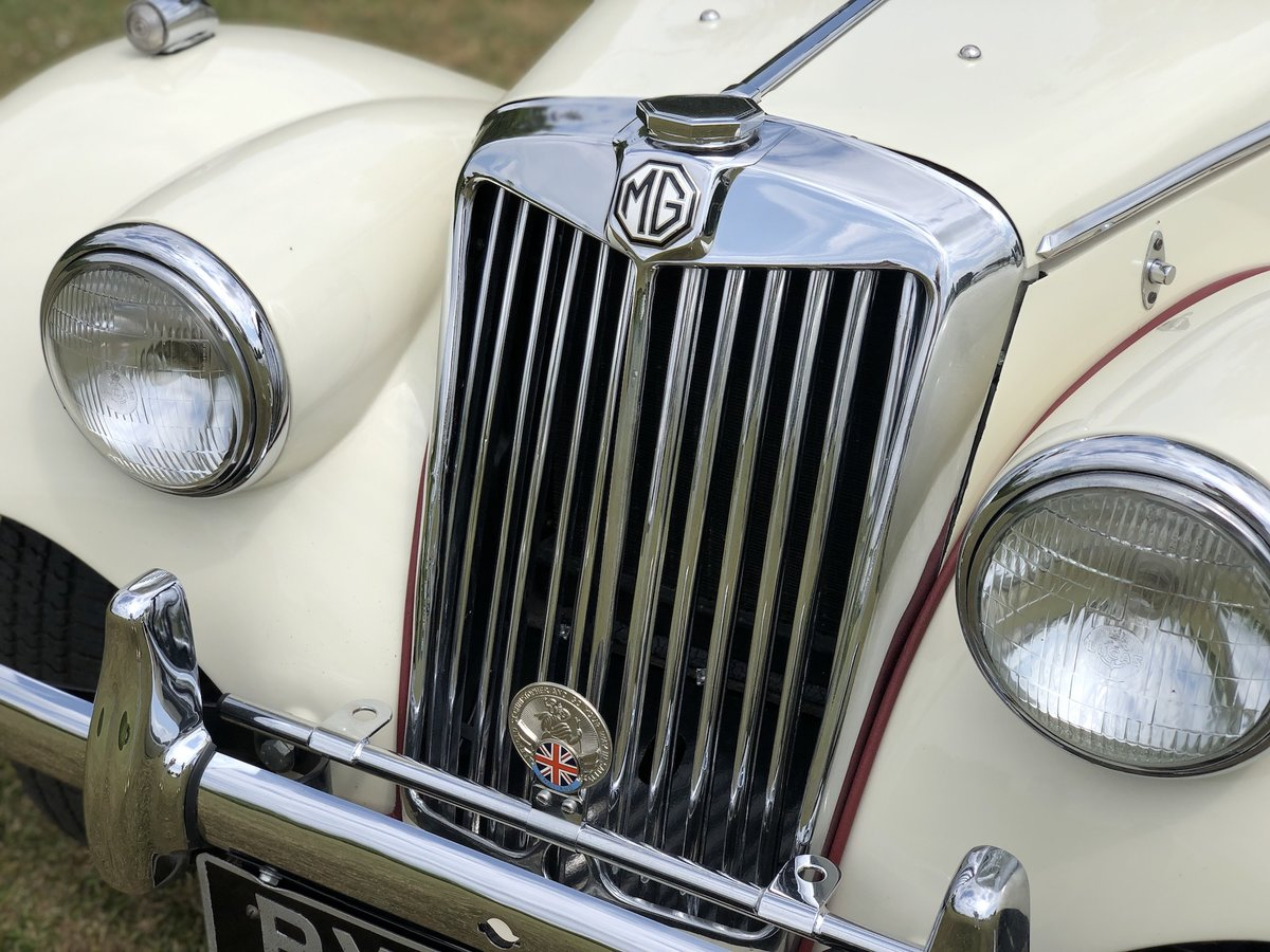 1955 MG TF For Sale (picture 5 of 22)