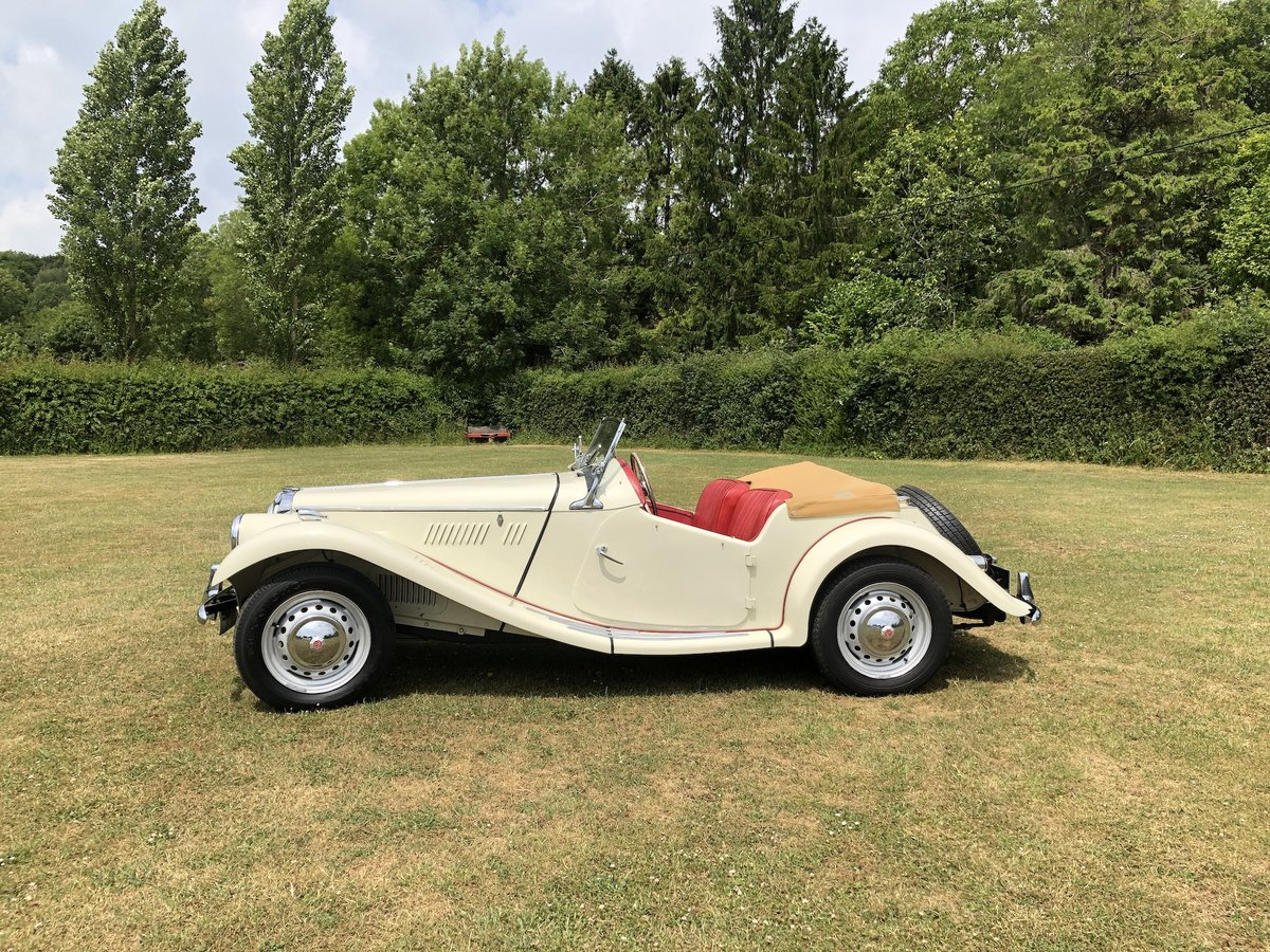 1955 MG TF For Sale (picture 8 of 22)