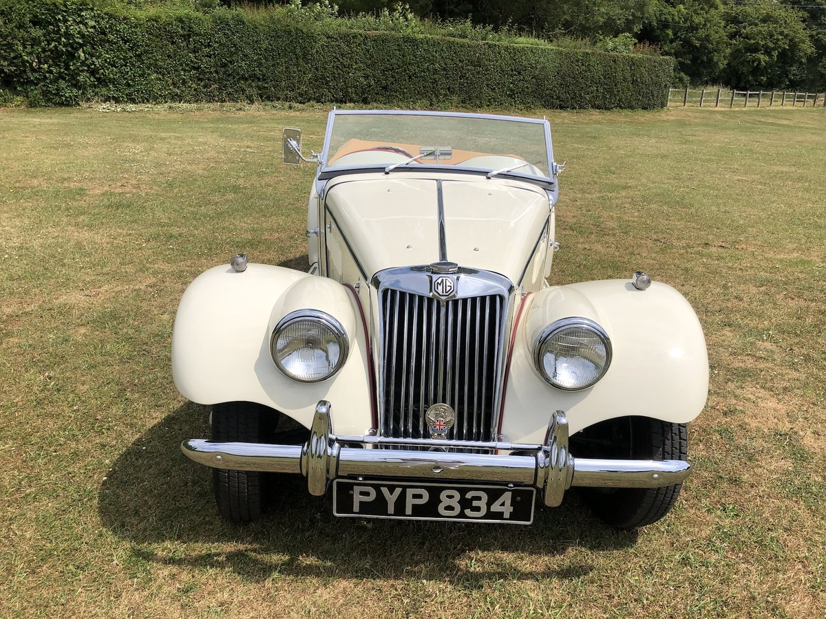 1955 MG TF For Sale (picture 11 of 22)